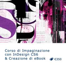 Corso InDesign + ebook