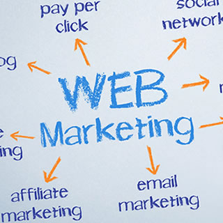 Master Online in Web Marketing Management per Web Designer